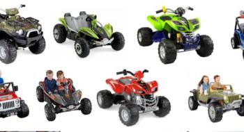 Choosing the Best Power Wheels for 2021