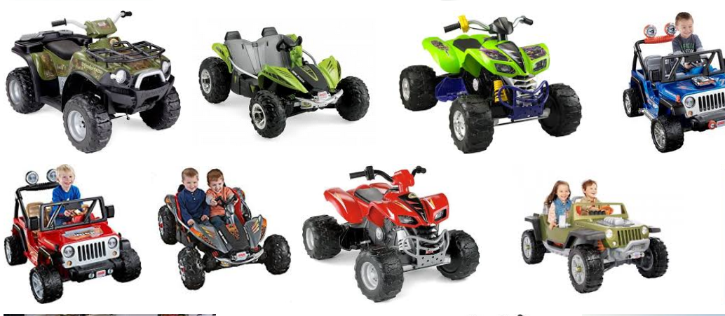 Choosing the Best Power Wheels 2019