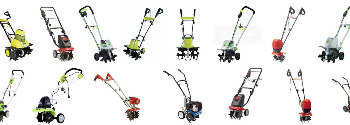 Best Electric Tillers and Cultivators Reviews 2019