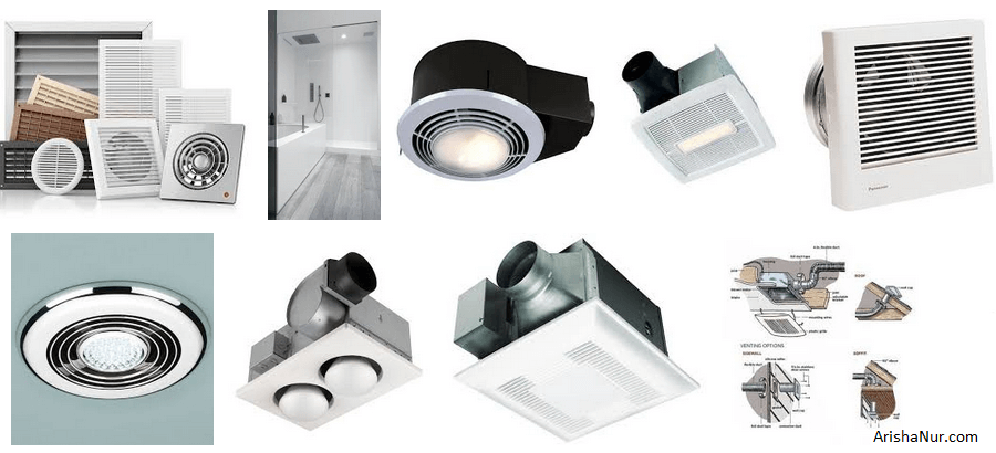 Best Bathroom Fans 2019: The 10 Best Bath Exhaust Fans for Your Bathroom