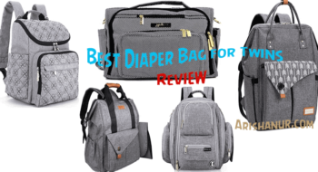 Looking for The Best Diaper Bag for Twins? Here Is a Review of the Best