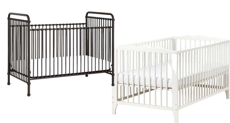 Are Metal or Wood Cribs Better